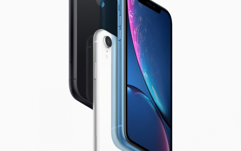 iPhone XR Available for pre-order on Friday