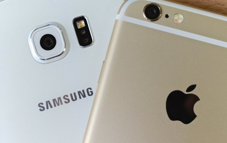Samsung Ordered To Pay Apple $290.45 Million