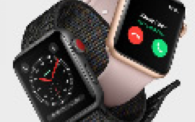 Apple Shipped 54 Percent More Apple Watches in 2017