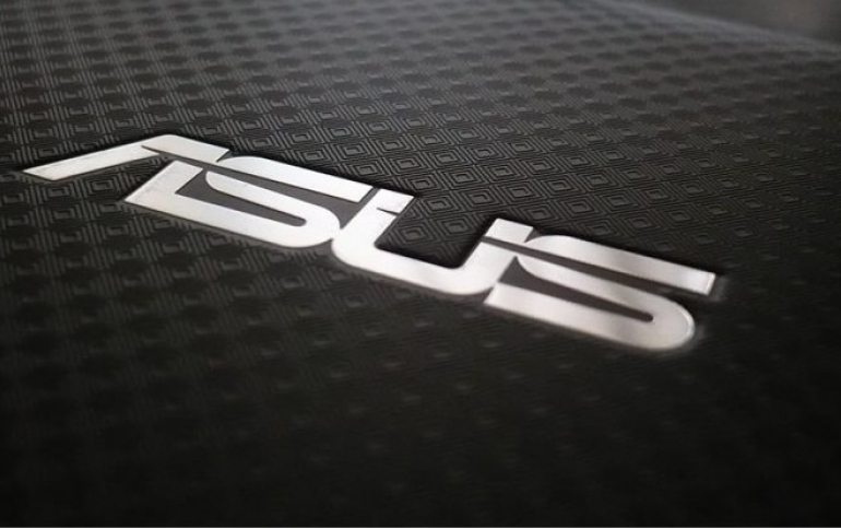 Asus To Put Weight On Robotics And VR