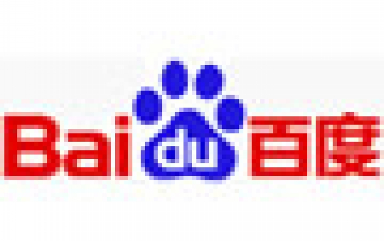 Baidu Launches Licensed Music Service