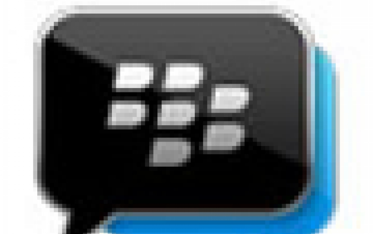 New BlackBerry Messenger 7 Lets You Have Voice Chats for Free Over Wi-Fi