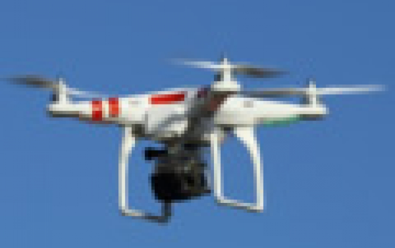 GoPro Camera Drones In The Works: report