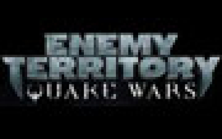 Enemy Territory: Quake Wars Launch Date Confirmed