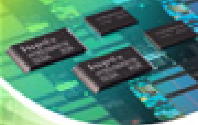 Toshiba Develops High Density FeRAM, MRAM Memory
