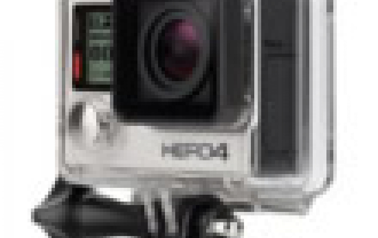 GoPro Introduces The High-performing HERO4 Lineup