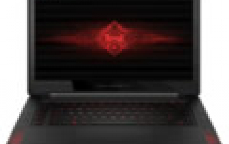 HP Releases The OMEN Gaming Notebook