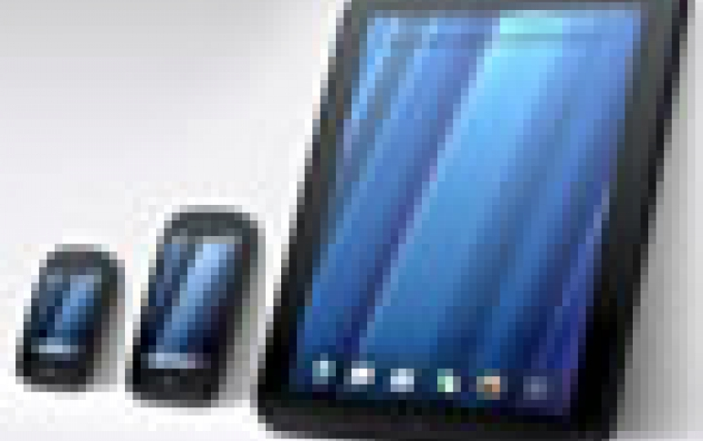 HP Unveils The TouchPad Slate, The Veer and Pre3 WebOS Smartphones