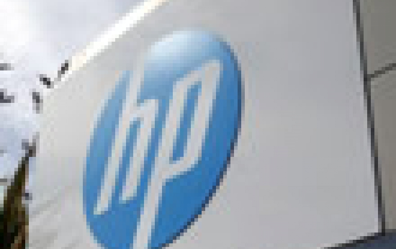 HP Partners With Chinese Tsinghua