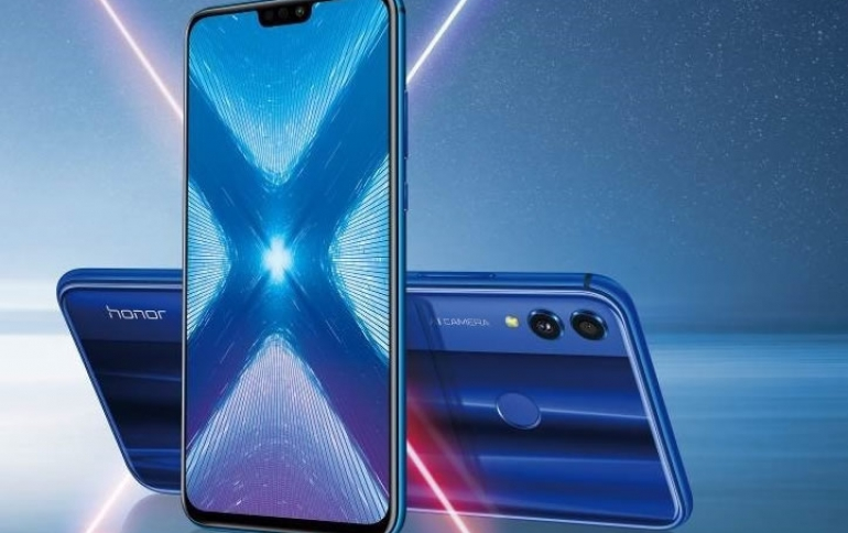 Honor 8X Smartphone Comes to Europe Starting From Eur 250