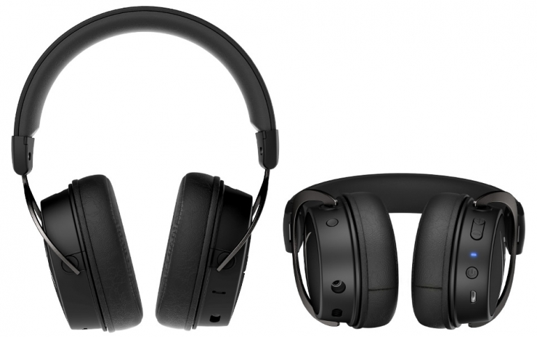 HyperX Launches New Cloud MIX Gaming Headset