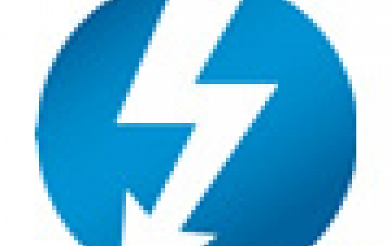 Intel Brings Thunderbolt to PC With New Controllers