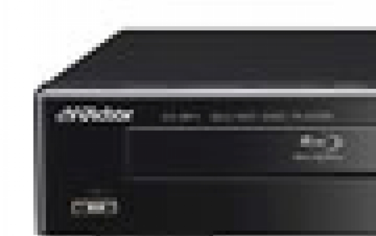 JVC to Release New XV-BP1 Blu-ray Player in Japan
