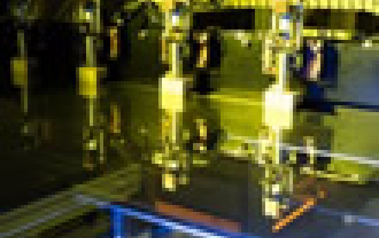 Inkjet Printing Platform Could Help Making Cheaper OLED Displays