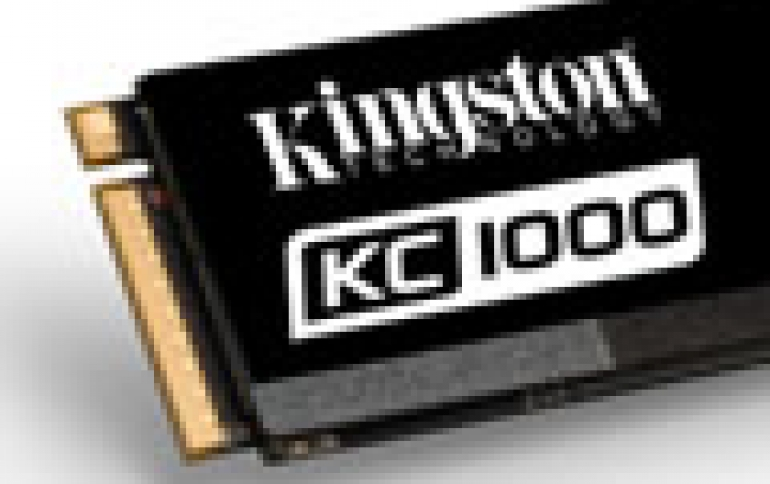 Kingston KC1000 NVMe PCIe SSD Meets Demanding Data Needs of SSD Enthusiasts