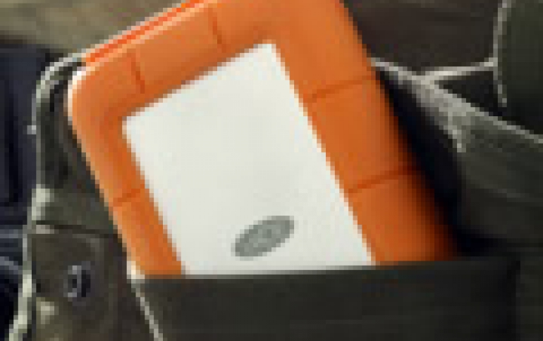 LaCie Rugged RAID And Mirror Portable Hard Drives Debut At CES