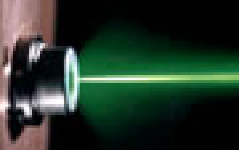 New Laser Could Support 10x Recording on Dual-Layer Blu-Ray Media