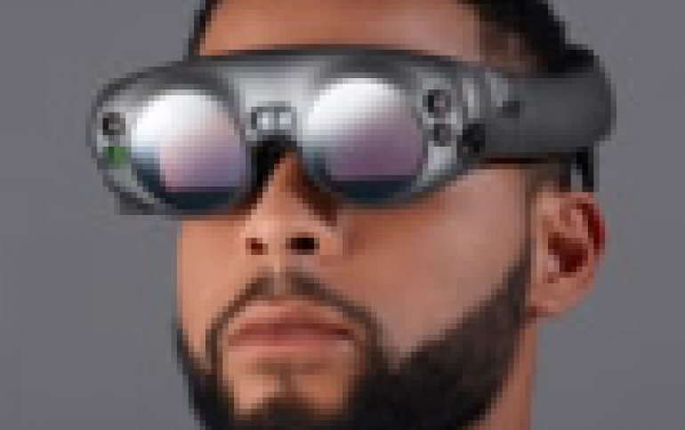 Magic Leap One Mixed Reality Headset is Coming Later This Summer
