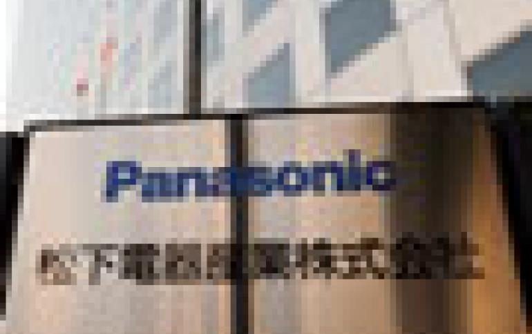 Matsushita to Change Corporate Name to Panasonic