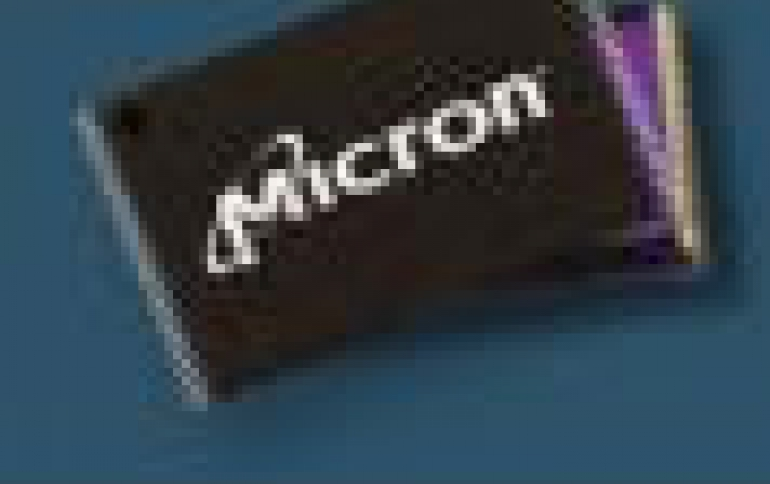 Micron Technology Drives New Standard for High Capacity Storage in Mobile Systems