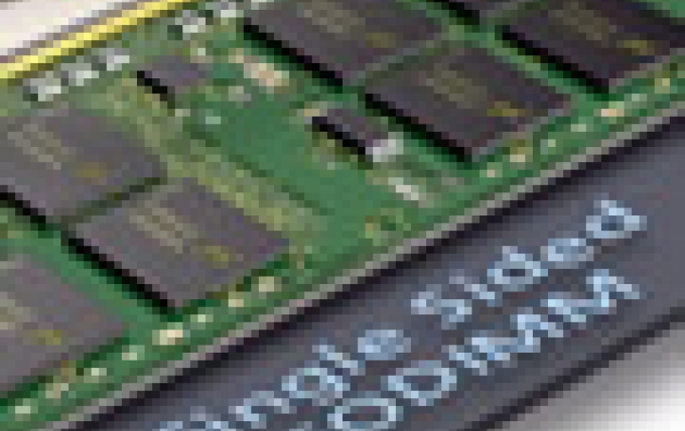 Micron Technology Samples New Single-Sided DDR3 Dram Module For The Ultrathin Computing Market