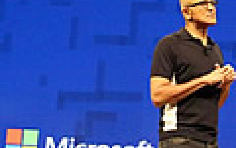 Microsoft Unveils Reorganization Plan