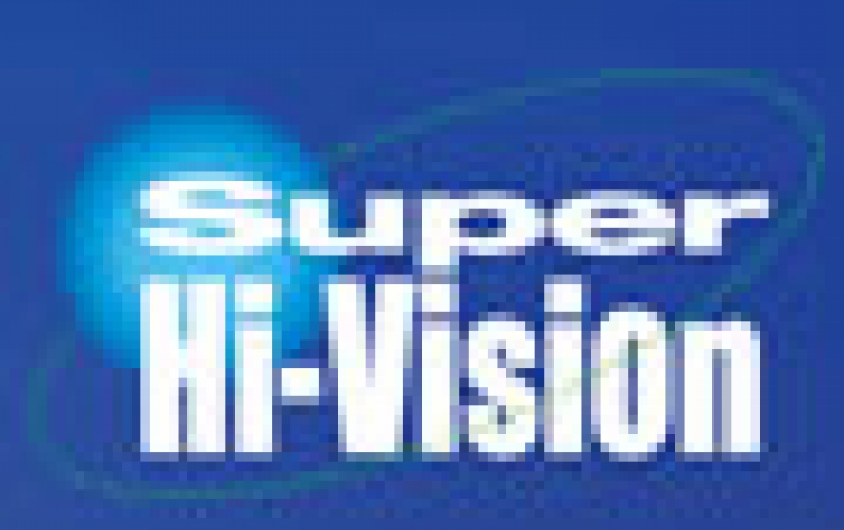 NHK Develops New Optical Storage Systems For Super Hi-vision Video Signals