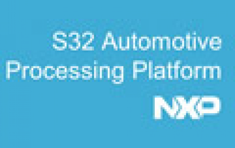NXP S32 Automotive Processing Platform Brings Future Vehicles to Market Faster