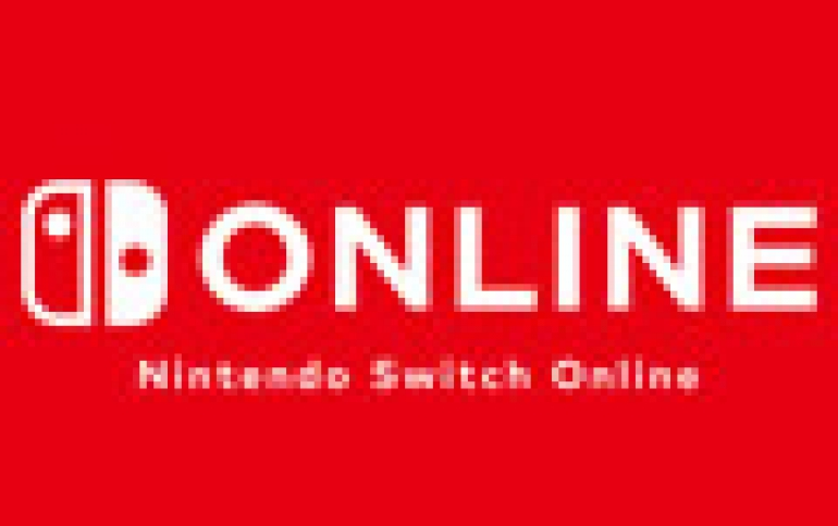 Nintendo Switch Online Service Coming on September 18th