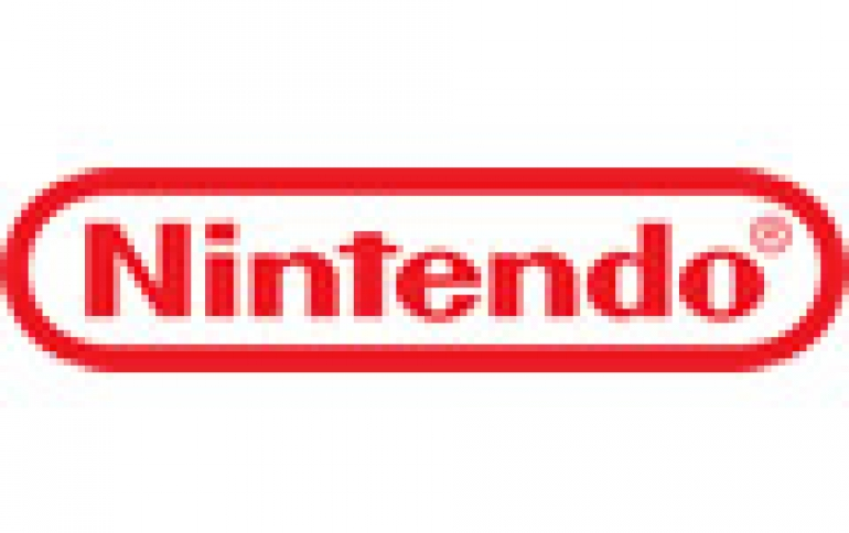 Nintendo Reports First-quarter Loss