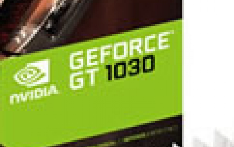 Nvidia's GeForce GT 1030 With DDR4 Instead of GDDR5 Could Disappoint You