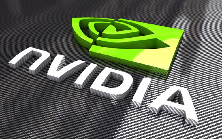 Nvidia Reports Record Revenue From Datacenter, Gaming, Professional Visualization, Automotive