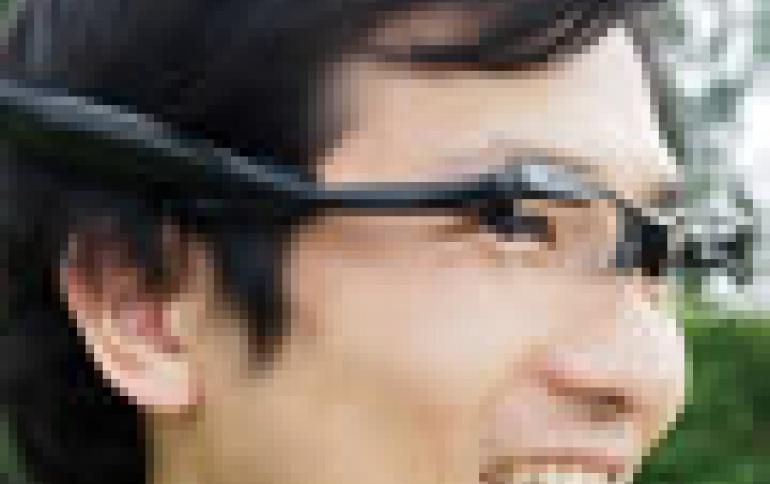 Olympus Develops Wearable Display Glasses