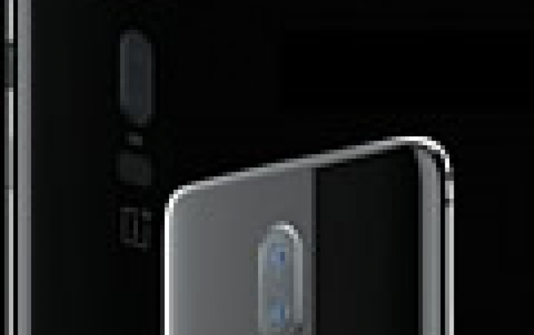 OnePlus 6 Smartphone Comes With Snapdragon 845 SoC, Notched Screen and 4K @60 Video Shooting