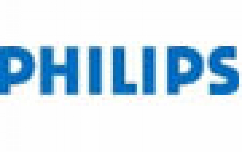 Philips Announces Low Power IC for Portable Audio Devices