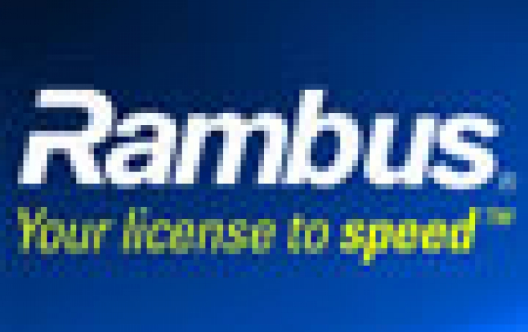 Rambus Develops Clocking Technology for Power Reduction in High-Speed Interfaces