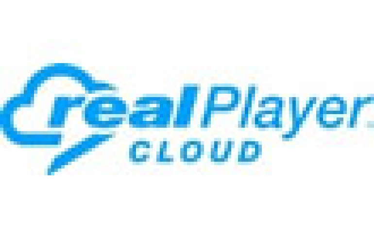 RealNetworks Introduces RealPlayer Cloud