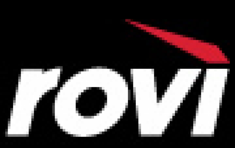 Rovi Lets Movie Fans Convert DVDs to Digital Files