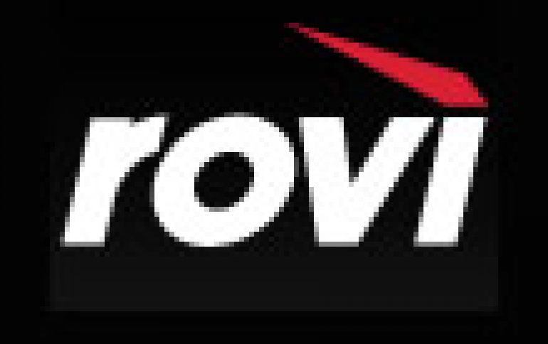 Rovi Introduces HTML 5 Cloud Powered EPG