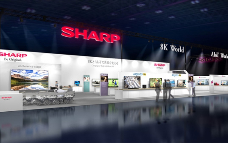 Sharp's President Confirms US Panel Plant Plan