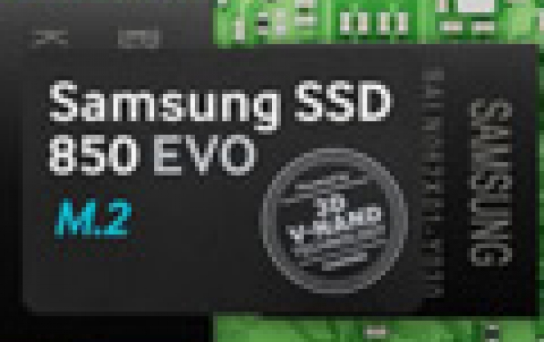 Samsung Leads The Global SSD Market