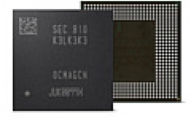 Samsung Announces First 8Gb LPDDR5 DRAM for 5G and AI-powered Mobile Applications