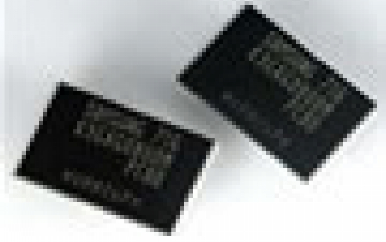 Samsung to Mass Produce 16Gb NAND Flash Memory