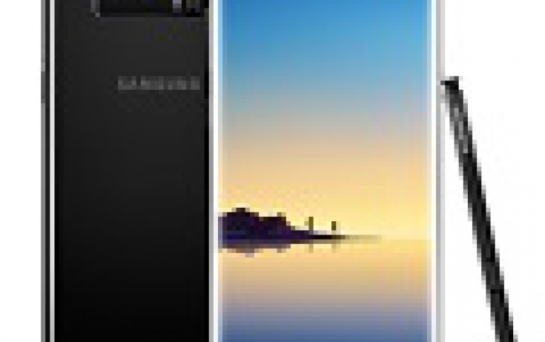 New 6.3-inch Samsung Galaxy Note 8 Comes With Dual Camera, Enhanced S Pen