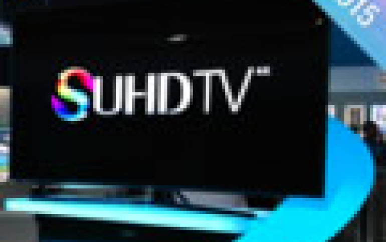 Samsung Says New SUHD TV Is Not Only About Quantum Dots