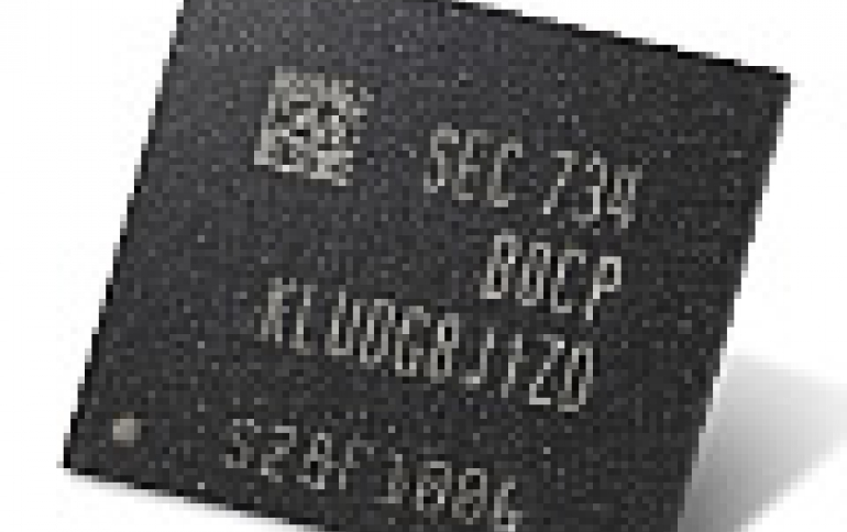 Samsung Starts Producing First 128-GB eUFS for Automobiles