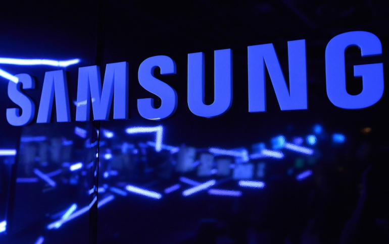 Samsung Profit Bolstered by Memory-Chip Sales