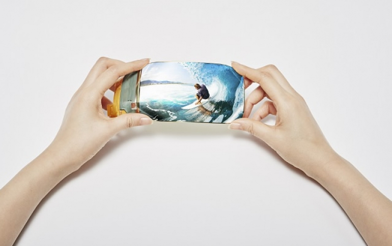 Samsung to Preview Foldable Smartphone in November