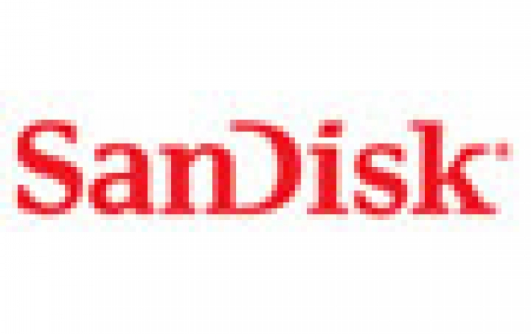 Sandisk Develops World's Smallest 128Gb Nand Memory Chip