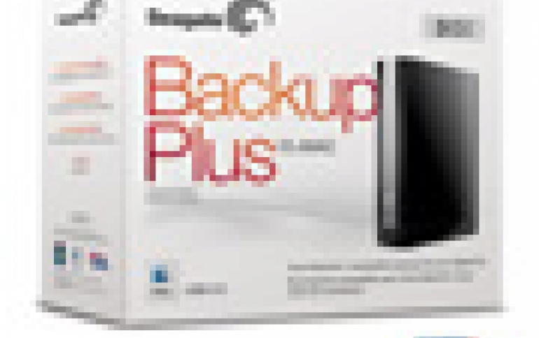 Seagate Offers New USB 3.0 Backup Plus HDDs
